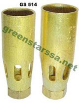 Brass burners for heating torch
