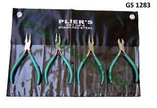 Plier Set in Pouch