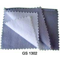 Polishing Cloth Grey/White