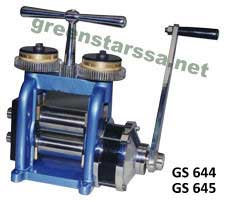 Rolling Mill with Reduction Gear