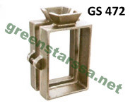 Sand casting flask