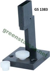 Stamping Machine device for square stamps