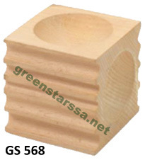 Wooden Forming/Dapping block